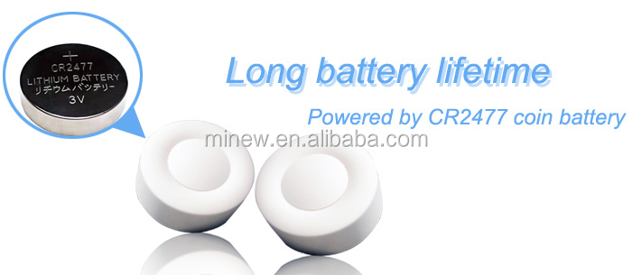 CR2477 battery powered iBeacon
