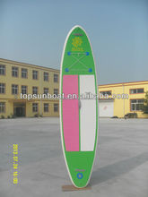 Inflável sup prancha stand up paddle board Longboard forma para o surf