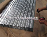 Galvanized prepainted steel rolls for corrugated roofing sheet