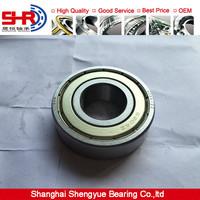Motorcycle engine bearing 6204 zz OEM ball bearing