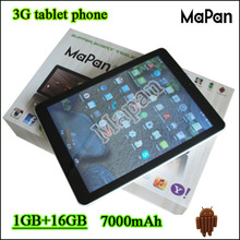 9.7inch MTK8382 android tablet pc 3G gsm tablet pc wcdma low price