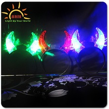 Hot Party Supplies Flashing Led Devil Horn Headband