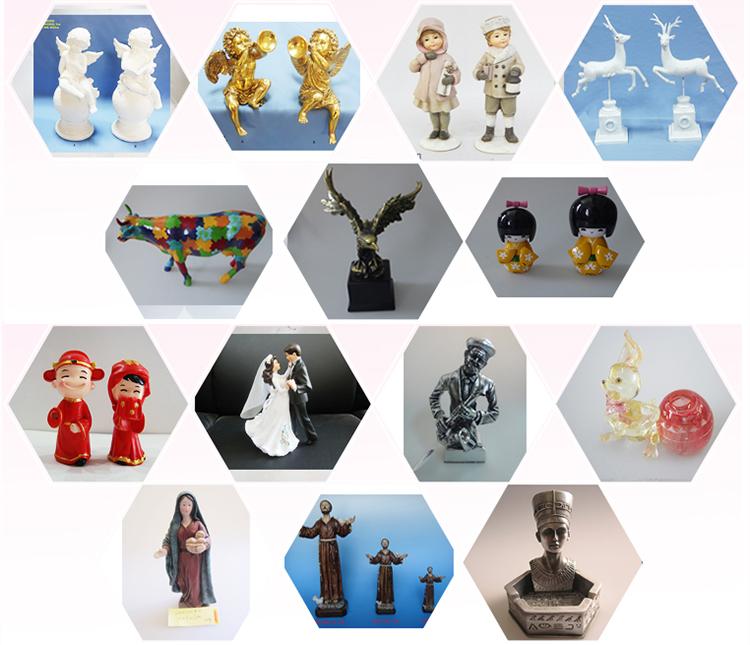 Adorável Resina Estatueta Desenhos Animados Presentes Dos Desenhos Animados Caráter Brinquedos de Plástico