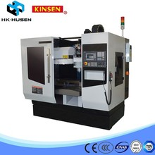 MMC740H Safe and Reliable Mini Smart CNC Vertical Machining Centre
