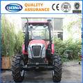 Bona tractor agrícola de ruedas 4wd 60hp tractor