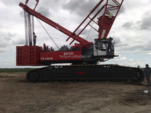 Second-hand/ used crawler crane