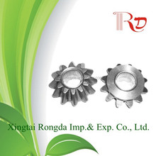 Agriculture Machinery Spare Parts MTZ forging stainless steel small differential side gear