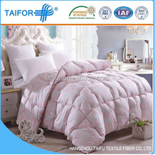 low price new style down chinese silk duvet