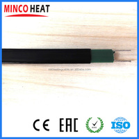 Self Regulating 12v Heated Cable Can Be Powered By Solar Panel