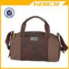 lady fashion custom canvas handbag tote bag