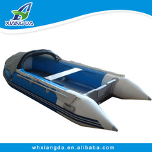 CE 360 Inflatable Boat PVC Boat with Universal Rod Holder