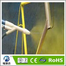 grade one electrostatic spray powder coating booth TaiZhou Factory