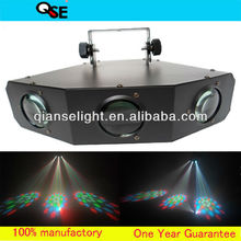 Cheap beautiful color strobe effect stage disco/dj night club studio party lights with sound activated function