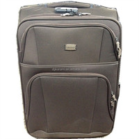 polo class factory price 2 wheels, nylon travel case, business bag, trolley luggage