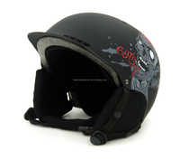 Winter sport outdoor promotion helmet snow helmet ski helmet