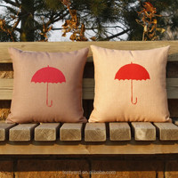 Durable and washable soft outdoor square microbead pillow,inflatable small and soft square pillow