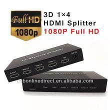 Full 3D 1080P hd hdmi converter 2x1 HDMI Switcher Splitter 2 in 1 4 out 1*4 1*8 ,4 way hdmi splitter,hdmi splitter to coaxial
