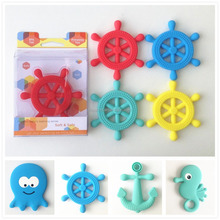 FUNNY toys for kids gift&premium silicon chewable ring baby accessories