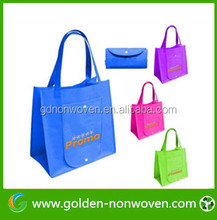 Factory Price laminated non-woven bag/fancy shopping bag