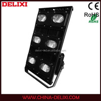 Super bright KUC6-400W ul led flood light with CE and Rohs certification