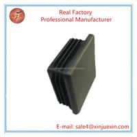 Plastic Square Pipe plug/inserts for square pipe