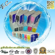 China Factory Direct Sale 9 Colors 80 ml Stylus Pro 3800 Empty Refillable Ink Cartridge