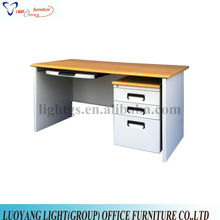 Furniture computer table with shelf