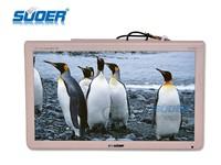 Wholesaler 22 inch bus big screen monitor TFT-LCD car TV color monitor