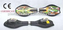new design CE & OEM 2 wheels skateboard