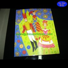 New products cheap custom coloring book printing overseas
