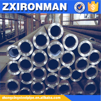 "black carbon steel seamless pipe 18"" sch40 astm a106"