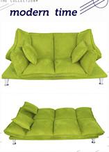 most popular Modern Fabric Sofa Beds B153b With Metal Feet