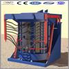 hot melt machine aluminum alloy melting furnace for melting a356.2 aluminum ingot