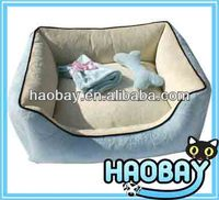 Pet Product Luxury Pet Dog Bed with pillow