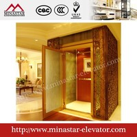 Small villa elevator|small hydraulic home lifts for disabled