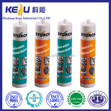 Structural Acetic cure silicone sealant, construction heat resistant silicone sealant