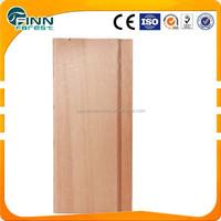 Sauna Wood -- Finland white Pine /Hemlock /Abachi /Cedar