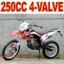 24HP 4 Valve New 250cc Motorcycle