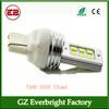 New product 3535 12SMD 7440 T20 P21W 6W Car Led turn signal brake light