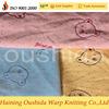 Hot sale Printed hight quality super soft velour velboa plush fabric