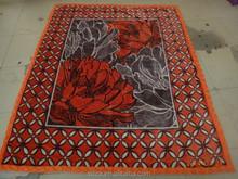 100% polyester super soft mink fashion designs Shandong factory blanket