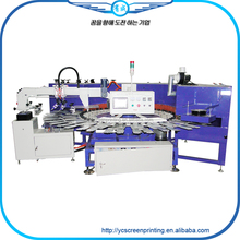 YC-OPS00124 at home screen printing machine also for socks and gloves
