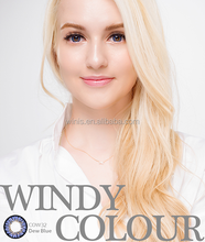 all 50 colors in stock yearly korea eyewear Colors of the Wind contact lenses