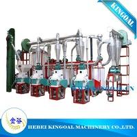 mini flour mill production line