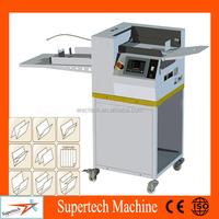 High Efficiency 7 Inch Manual Digital Creasing Machine Used