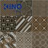 KINO 3d rustic tile inkjet pattern rustic tile handmade