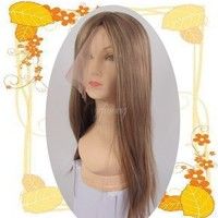 wholesale Lace Front integration wigs with 100% remy human hair