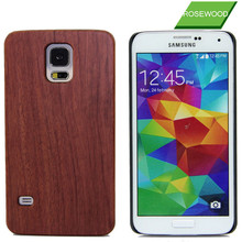 For Samsung Galaxy S5 Hot selling High Quality Wood mobile phone Shell, Wooden cellphone cover