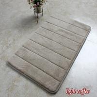 Soft Memory Foam Anti-fatigue Bath Carpets and Rugs For Sale