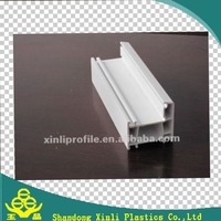 unplasticized polyvinyl chloride profile used for windows and doors china supplier